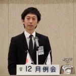 中島尚志君 卒業スピーチ